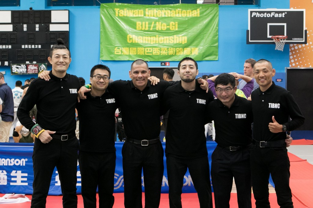 20160723 TIBNC Referee