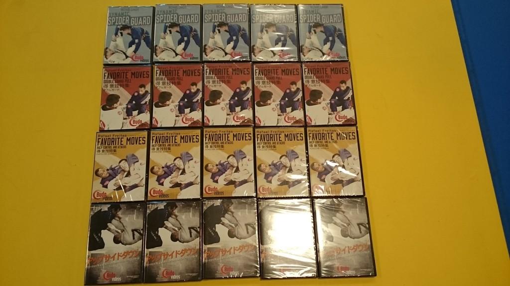 20 dvd by budovideo.jp