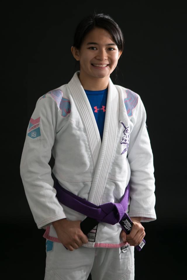 Meggie Ochoa from Atos Philippines