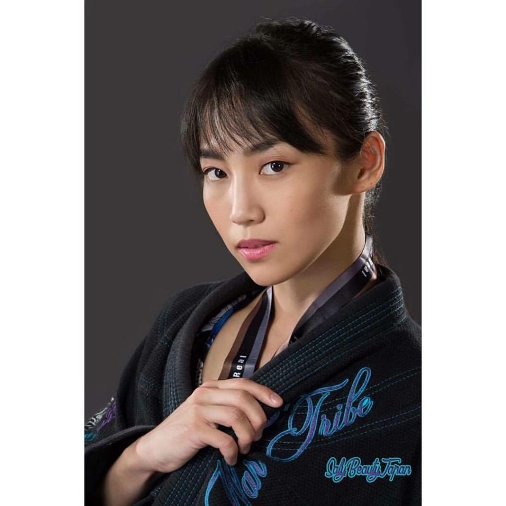Nozomi Dai from Newaza World ISC 2