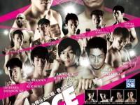 pro shooto kagawa poster